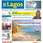 Jornal de Lagos capa Dona Ana