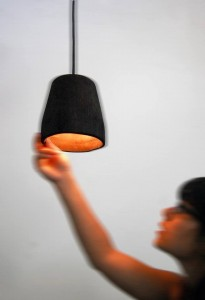 CHARCOAL LAMP